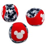 Mickey Mouse Dog Squeak Toy Set