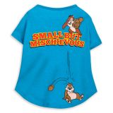 Chip 'n Dale T-Shirt for Dogs  Disney Tails
