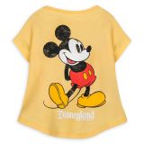 Mickey Mouse Classic T-Shirt for Dogs  Disney Tails  Disneyland