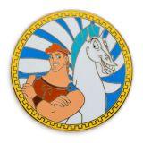 Hercules and Pegasus Pin