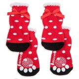 Minnie Mouse Dog Socks  Disney Tails