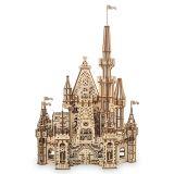 Disney Parks Castle Wooden Puzzle by UGears | shopDisney