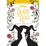 Disney Beauty and the Beast Art of Coloring Book - Live Action Film