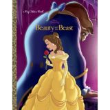 Beauty and the Beast  Big Golden Book