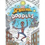 Disney Spider-Man Doodles Book