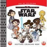 Disney Journey to Star Wars: The Last Jedi Coloring Book