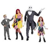 Disney The Nightmare Before Christmas Costume Collection for Family