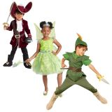 Disney Peter Pan Costume Collection