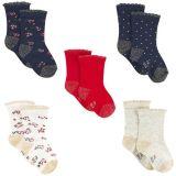 Pack of 5 pairs of socks