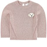 Wool and cashmere sweater Thomas bear