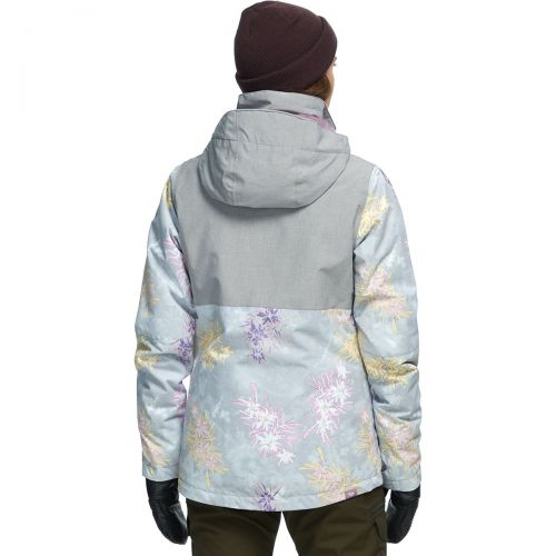 록시 Jetty Block Hooded Jacket - Womens