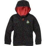 Crown Bonded Full-Zip Sweatshirt - Toddler Girls