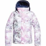 Jetty Hooded Jacket - Girls