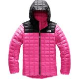 ThermoBall Eco Hooded Jacket - Girls