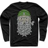 God of Gust Long-Sleeve T-Shirt - Mens