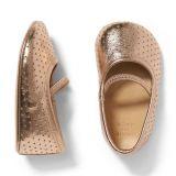 Metallic Perforated Crib Shoe