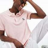 Lacoste Mens Regular Fit Cotton Petit Pique Polo