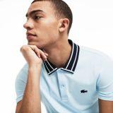 Lacoste Mens Slim Fit Stretch Cotton Polo Shirt