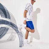 Lacoste Mens SPORT Novak Djokovic Breathable Stretch Shorts