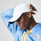 Lacoste Men's Heritage Cotton Cap