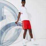Lacoste Men's SPORT x Novak Djokovic Breathable Stretch Shorts