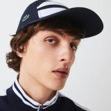 Lacoste Men's SPORT Lightweight Colorblock Tennis Cap