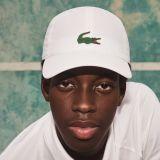 Lacoste Men's SPORT x Novak Djokovic Microfiber Cap