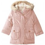 Mall:amazon_apparel_US Jessica Simpson Little Girls Heavyweight Coat with Hood