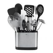 OXO 1069228 Good Grips 15-Piece Everyday Kitchen Tool Set