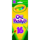 Crayola Oil Pastels box of 16