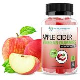 DOCTOR RECOMMENDED SUPPLEMENTS Apple Cider Vinegar Gummy Vitamins - 60 Day Supply of Apple Cider Vinegar Gummies with The Mother, B9, B12, Gluten-Free, Vegan, Non-GMO ACV for Immunity & Boost Energy,