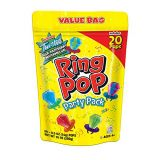 Ring Pop Individually Wrapped Variety Party Pack  20 Count Candy Lollipop Suckers w/ Assorted Flavors