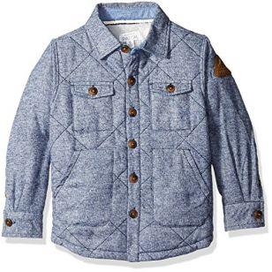 Pumpkin Patch Boys Padded Shirt Jacket