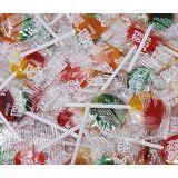 CRAZYOUTLET Easter Tiger Pops, Assorted Fruit Flavor Lollipops Hard Candy Bulk, 2 Lbs
