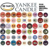 Yankee Candle Wax Tarts - Grab Bag of 10 Assorted Yankee Candle Wax Melts - Random Mixed Scents with