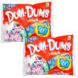 Dum Dums Original Pops - Value Pack (Pack of 2)