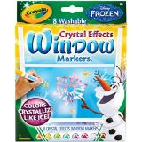 Crayola Frozen Crystal FX Window Markers