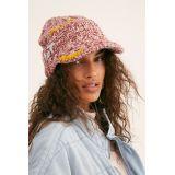 Breaking Ties Whipstitch Cabbie Hat