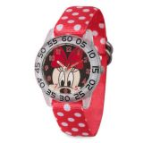 Disney Minnie Mouse Polka Dot Time Teacher Watch - Kids