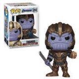 Disney Thanos Pop! Vinyl Bobble-Head Figure by Funko - Marvels Avengers: Endgame