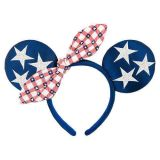 Disney Minnie Mouse Americana Ears Headband