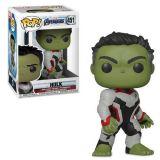 Disney Hulk Pop! Vinyl Bobble-Head Figure by Funko - Marvels Avengers: Endgame