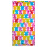 Disney Mickey and Minnie Mouse Gummy Bear Beach Towel - Personalizable