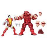 Colossus and Juggernaut Action Figure Set - Legends Series - Marvel 80th Anniversary