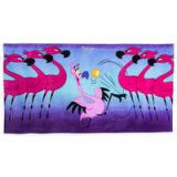 Disney Yo Yo Flamingo Beach Towel - Personalizable - Fantasia
