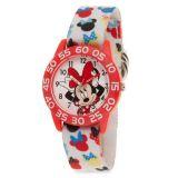 Disney Minnie Mouse Icon Time Teacher Watch - Kids
