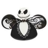 Disney Jack Skellington Ear Hat - Tim Burtons The Nightmare Before Christmas
