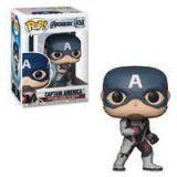 Disney Captain America Pop! Vinyl Bobble-Head Figure by Funko - Marvels Avengers: Endgame
