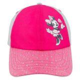 Disney Sweet Minnie Mouse Baseball Cap for Girls