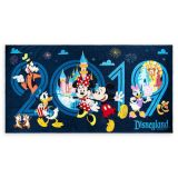 Mickey Mouse and Friends Beach Towel - Disneyland 2019